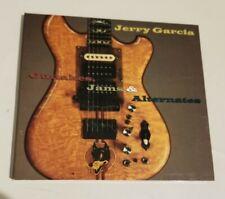 Jerry Garcia Outtakes Jams & Alternates CD Jerry Garcia Band JGB Grateful Dead