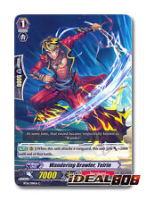 Cardfight Vanguard  x 4 Wandering Brawler, Teirin - BT16/098EN - C Pack Fresh Mi