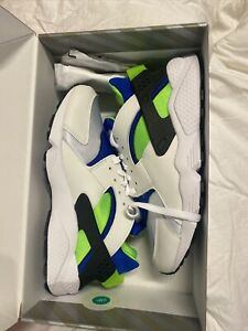 nike air huarache RetroOG SCREAM GREEN