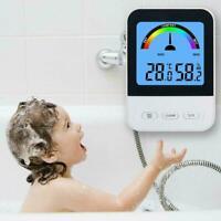 Digitales Thermometer Temperatur Innen Hygrometer Feuchtigkeitsmesser Sale N3D5