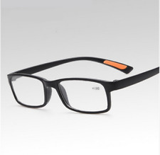 Flexible Toughness TR90 Reading Glasses +1.00 to +4.00 reader Unisex Eyewear