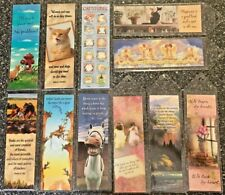 NEW Laminated Leanin' Tree Bookmark in Sleeve 11 Designs Choose PRICE IS FOR ONE