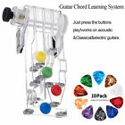 Guitar Chord Learning System Guitar Chord System Aided Learning +10 Guitar Picks