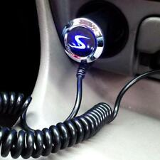 12V DC Car Charger With Slingshot Wire For BlackBerry Bold 9790
