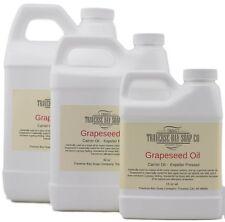 Grapeseed Oil 16oz, Organic, lotion, creams, massage oil, beauty
