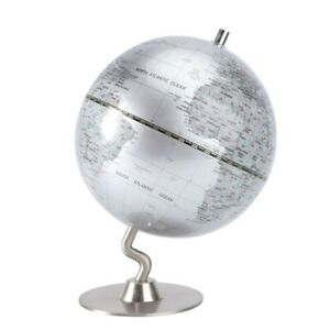 1pc Practical World Map Globe Desktop Decoration for Classroom Table