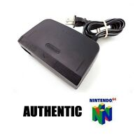 Nintendo 64 Power Supply AC Adapter Original Charger Cable Cord Authentic N64