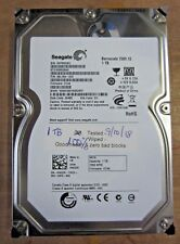 "1TB Seagate Barracuda Desktop PC SATA Hard Disk Drive 3.5"" 7200 rpm 32MB cache"
