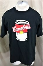 Vintage 90's Campbell's Soup Andy Warhol (Large) Retro Graphic Iconic T-Shirt