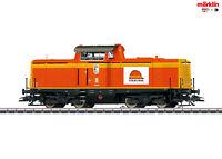Märklin 39214 Diesellok BR 211 Colas Rail (mfx+/Sound) + NEU & OVP