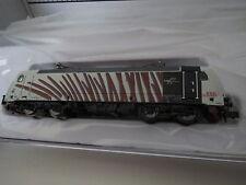 12102-01 / Minitrix MHI / E-Lok BR185.6 / Ep. VI / aus ZEBRA Doppel-Set