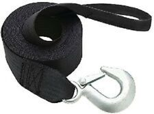 Boat Trailer Winch Strap PWC Trailer Strap 20' w/ Loop End Seachoice 51241