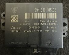 Porsche Cayman 981 ECU Parking Sensor ParkAssit 991 618 185 05