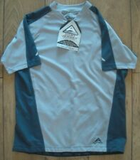 CYCLING JERSEY / TOP DART JERSEY- LADIES UK 16 EU 5 SHORT SLEEVE (NEW with TAGS)
