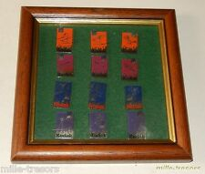 RARE Cadre vitrine PIN'S KODAK LILLEHAMMER Jeux Olympiques OLYMPIC GAMES 1994