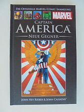 Die Offizielle Marvel Comic Sammlung, Bd 27 Captain America - Neue Gegner/ Z. 1-