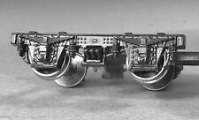 HO Passenger Car (2) Wheel Trucks / Bogies Australian-Euro Prototype, Trainorama