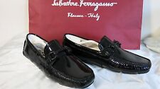 Salvatore Ferragamo PARIGI Calf Leather  Women's Flat Shoes Size: 6 (22 cm) NWT