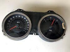1968 Firebird 160 MPH Gauge Cluster Speedometer Fuel Printed Circuit No Bezel 68