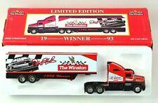 1993 Racing Champions NASCAR 1:64 Dale Earnhardt Sr Winston Winner Team Hauler
