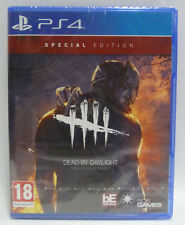 DEAD BY DEYLIGHT SPECIAL EDITION - SONY PS4 - NUOVO - NEW SEALED PAL VERSION