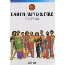 "EARTH, WIND & FIRE ""IN CONCERT"" DVD NEW+"