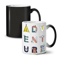 Adventure NEW Colour Changing Tea Coffee Mug 11 oz | Wellcoda