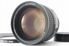【AB Exc+】 Nikon AF NIKKOR 85mm f/1.4 D Lens for F Mount w/Caps From JAPAN R3444