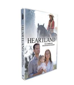 Heartland Season (DVD,4-Disc Set) New & Sealed Free Shipping US Seller
