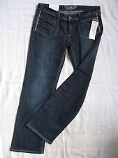 TOM TAILOR Damen Blue Jeans Stretch Gr.34 L32 regular fit x-low waist straight