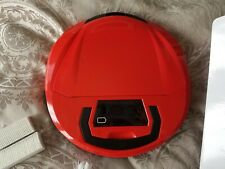 Robotic Vacuum Cleaner - Red, All Floors Rechargeable Battery Infrared sensor