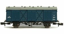 Blue N Scale Model Trains