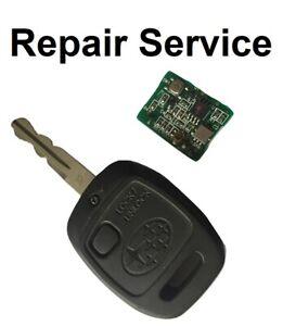 Repair Service for Subaru Forester Impreza Legacy 1 Button Remote Key Fob