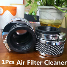 48mm Motorcycle Mushroom Head Air Filter Adjustable Clamp On Air Filter Cleaner