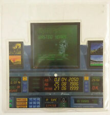 """Iron Maiden Wasted Years Single 7"""" UK Shape photodisc color"""