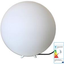 GARTENLAMPE KUGEL 50 cm LED SMOOZLIGHT m. Farbwechsel - Wegeleuchte Leuchtkugel