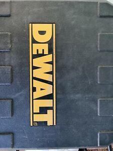"DEWALT 110V 1/4"" Combination Plunge and Fixed Base Router"