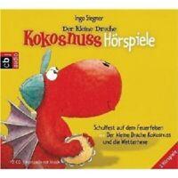 PHILIP SCHEPPMANN - DER KLEINE DRACHE KOKOSNUSS-HÖRSPIELE 2 CD NEW