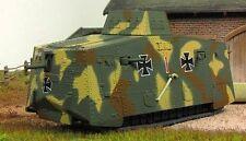 "1:72 heavy tank A7V Germany 1917 year series ""Tanks of the world"""