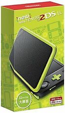 Nintendo 2ds LL Black × Lime