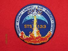 Nasa STS 133 Astronaut Patch Discovery's Final Mission