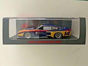 1/43 Dekon Chevrolet Monza Al Holbert IMSA 1976 GTO Spark ref S0860
