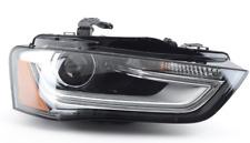 AUDI A4 B8 Right Bi-Xenon Headlight LHD 8K0941044E NEW GENUINE