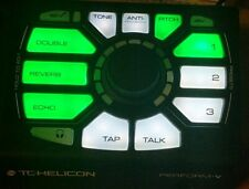 TC Helicon Perform V Vocal Enhancer / Effects Unit