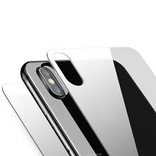 2pcs  Vorne & Rückseite für iPhone X Schutz Glas 360° Full Cover Glas