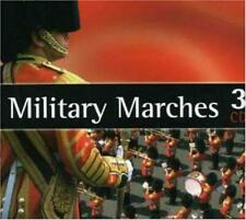 Military Marches, Various Artists, Good Box set,Import