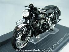 1954 VINCENT HRD BLACK SHADOW MOTORBIKE 1/24TH SIZE MODEL BIKE VERSION R0154X{:}
