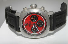 PANERAI FERRARI GRANTURISMO RED DIAL FER00013 BOX & PAPERS