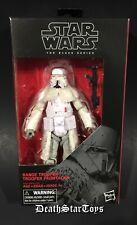 "Star Wars Black Series 6"" Solo Range Trooper Frontier Stormtrooper Kessel Run 64"