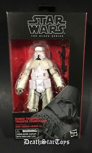 "Star Wars Black Series 6"" Solo Range Trooper Frontier Stormtrooper Kessel Run 64"
